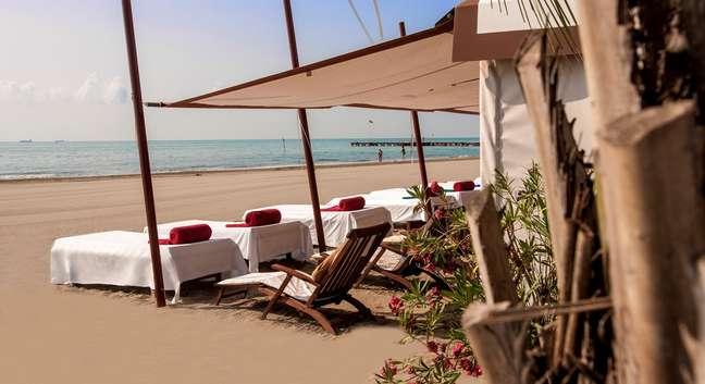 Hotel Excelsior, em Veneza