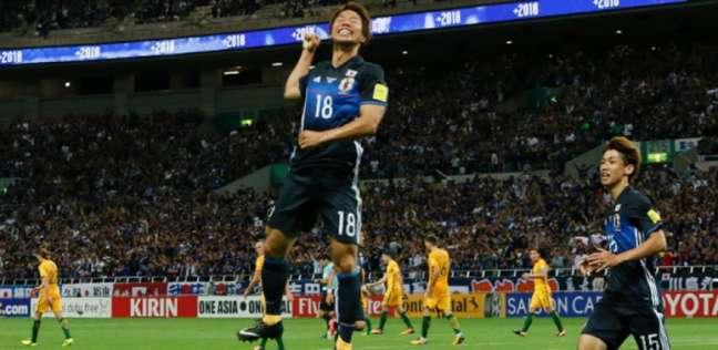 Com a vitória, o Japão carimbou sua passagem para a Copa do Mundo na Rússia