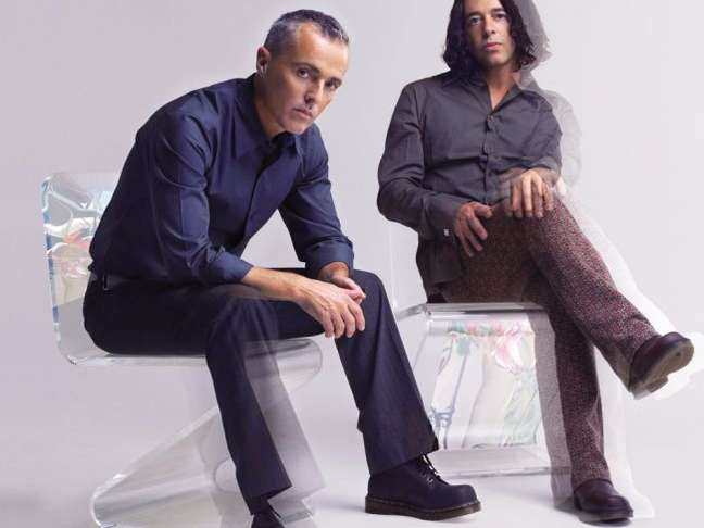 A dupla Curt Smith (voz e baixo) e Roland Orzabal (voz e guitarra), da britânica Tears for Fears, formada nos anos 80, levará seus clássicos ao Palco Mundo do Rock in Rio
