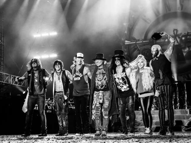 Guns N' Rose irá se apresentar às 0h25, no encerramento do penúltimo dia do Rock in Rio
