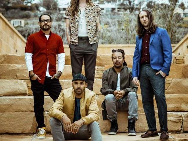 A banda de rock alternativo Incubus tem sucessos como 'Megalomaniac', 'Pardon Me', 'Anna Molly' e 'Nice to Know You'