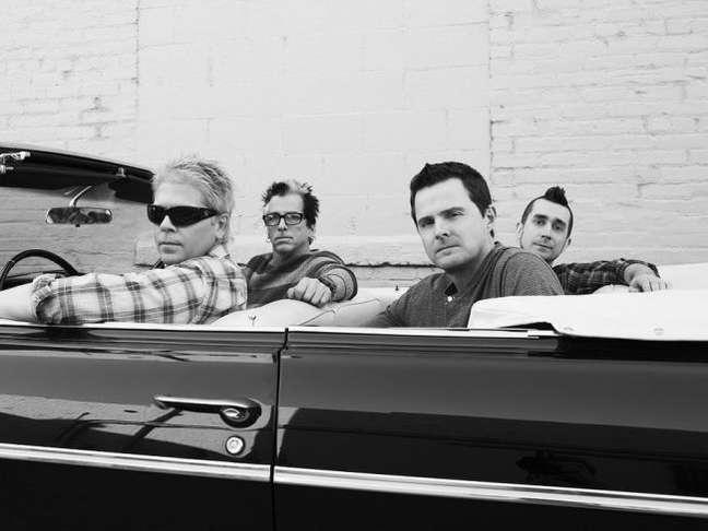 Diretamente da cidade de Huntington Beach, na Califórnia, a banda The Offspring leva o punk para o Rock in Rio 2017