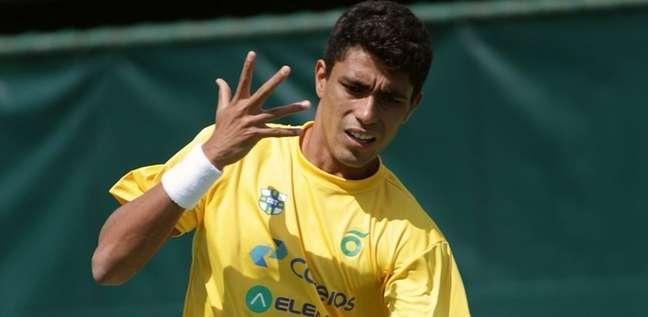 Thiago Monteiro, atual 116º no ranking da ATP, é uma das apostas do Brasil no duelo pela Copa Davis.