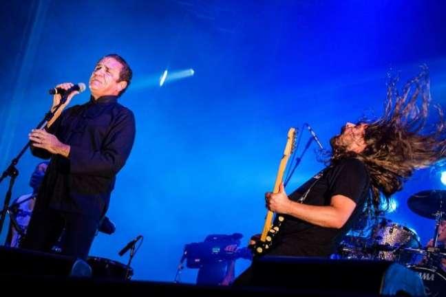 Zé Ramalho e Sepultura fizeram show no Rock in Rio de 2013