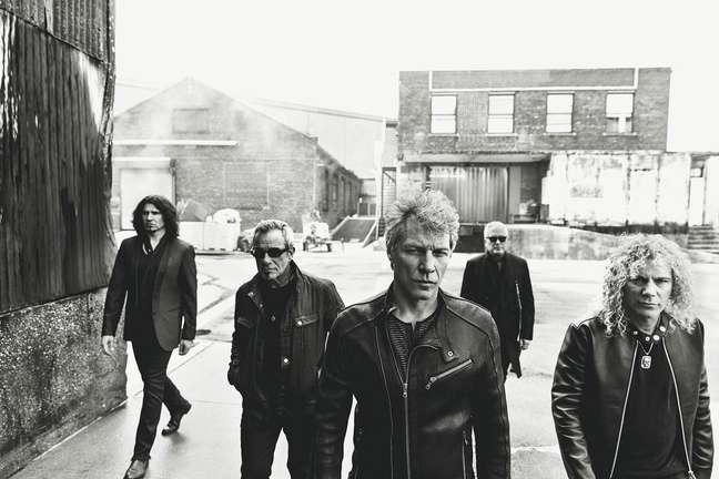 Bon Jovi irá encerrar a noite desta sexta-feira do Rock in Rio