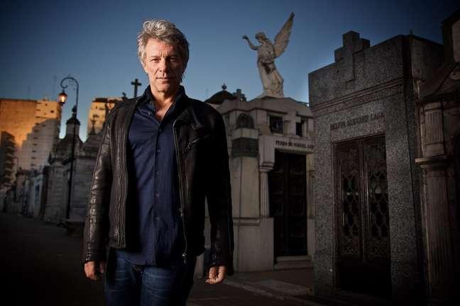 Com rock romântico, Bon Jovi volta a se apresentar no Rock in Rio