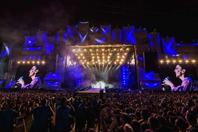 Em 2017, Rock in Rio teve sete dias de festa e foi realizado no Parque Olímpico, na Barra da Tijuca