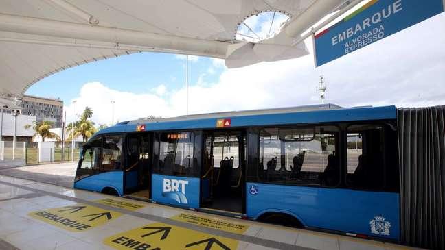Obra do BRT Transcarioca teria tido pagamento de propina para secretário de Obras | Foto: Prefeitura do Rio de Janeiro