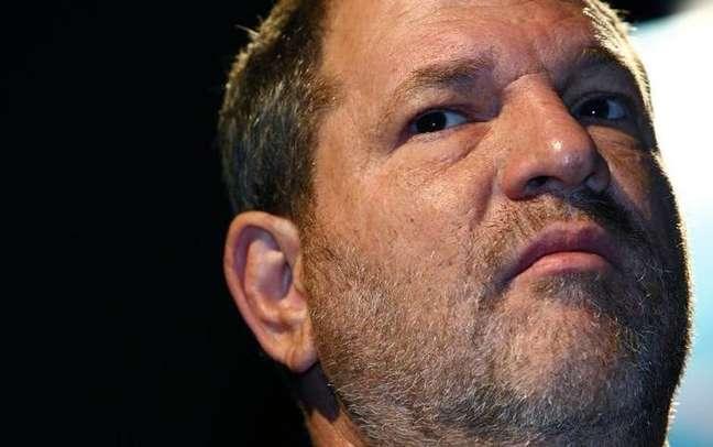 Harvey Weinstein durante evento em Abu Dhabi  15/10/2007    REUTERS/Steve Crisp