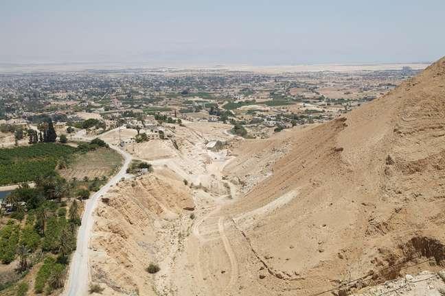 Jericó, na Palestina, é a cidade mais antiga do mundo