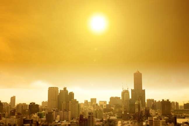 De acordo com dados da ONU, 2018 será o quarto ano mais quente registrado na história
