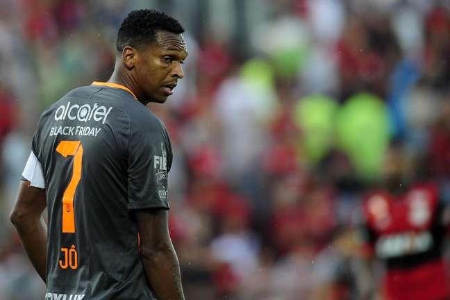 Jô está próximo de retornar ao Corinthians