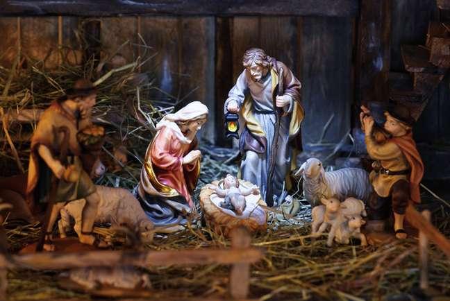 O presépio é o único símbolo natalino baseado puramente nos Evangelhos