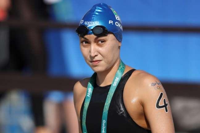 Poliana Okimoto foi medalhista de bronze na Rio-2016