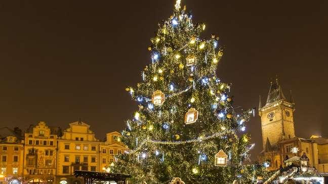 Natal começou como uma festividade invernal e continha fortes elementos pagãos   Foto: Getty Images