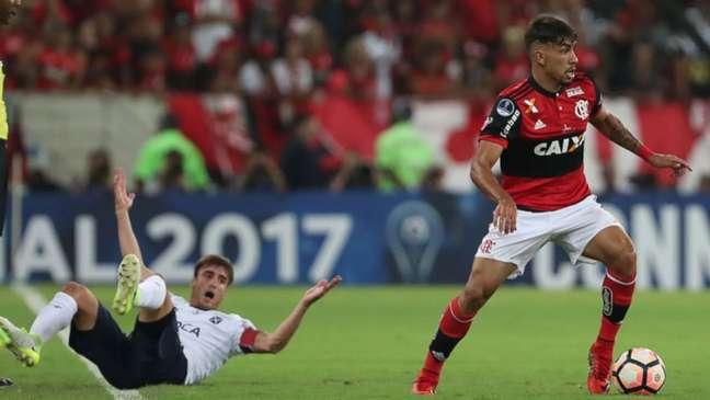 Paquetá foi um dos pontos positivos do clube em 2017 (Gilvan de Souza / Flamengo)