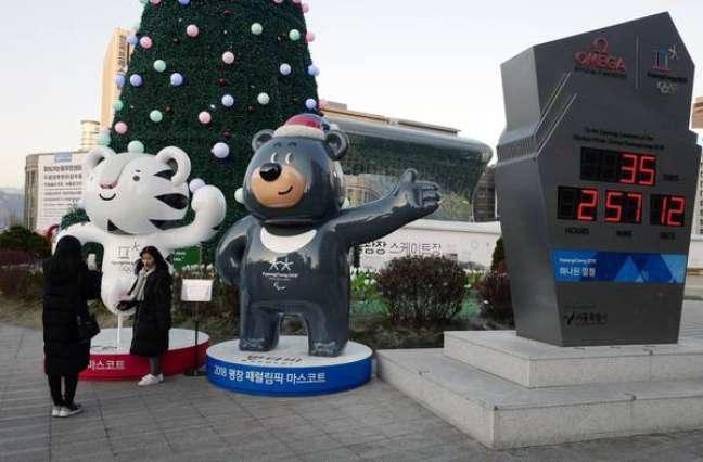 Participação da Coreia do Norte nas Olimpíadas 'é provável'