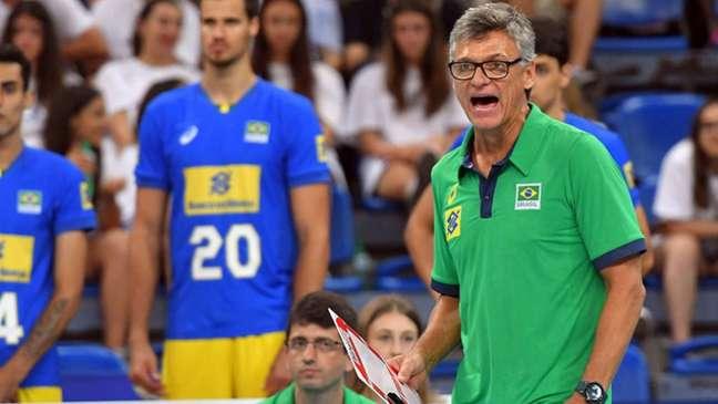 Renan Dal Zotto comandará a Seleção Brasileira (Foto: Divulgação/FIVB)
