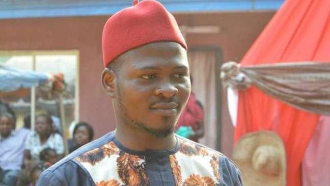 Nigeriano perguntou no Facebook se alguma mulher estava interessada em se casar com ele | Foto: Chidimma Amedu