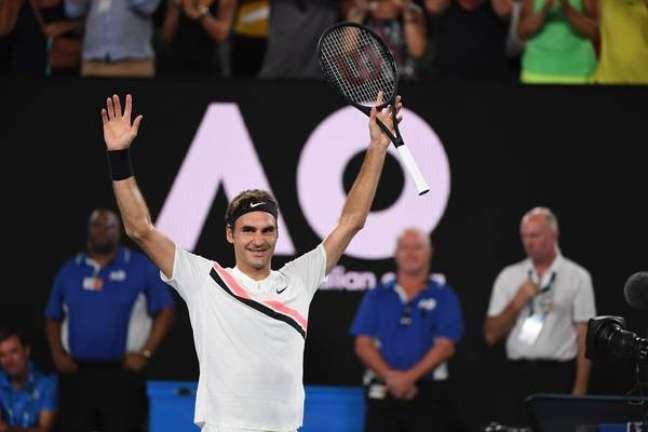 Pela 6ª vez, Roger Federer conquista Aberto da Austrália