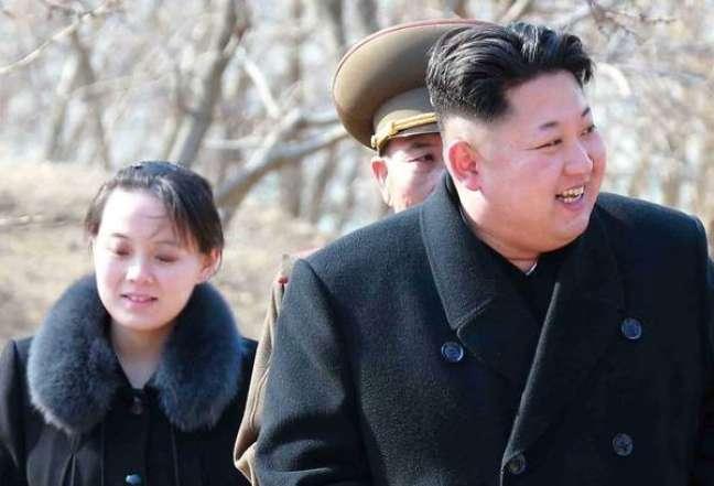 Irmã de ditador norte-coreano irá para abertura dos Jogos