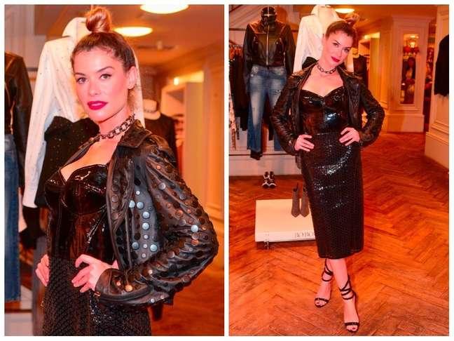 Alinne Moraes (Fotos: Leo Franco/AgNews)