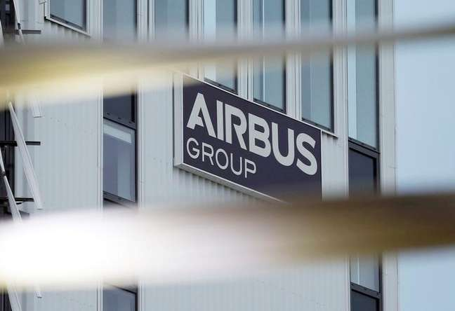 Prédio do grupo Airbus em Blagnac, na França 15/02/2018 REUTERS/Regis Duvignau