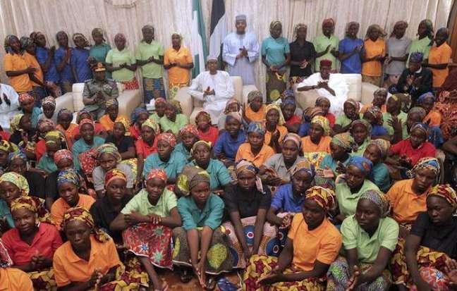 Boko Haram liberta estudantes sequestradas na Nigéria