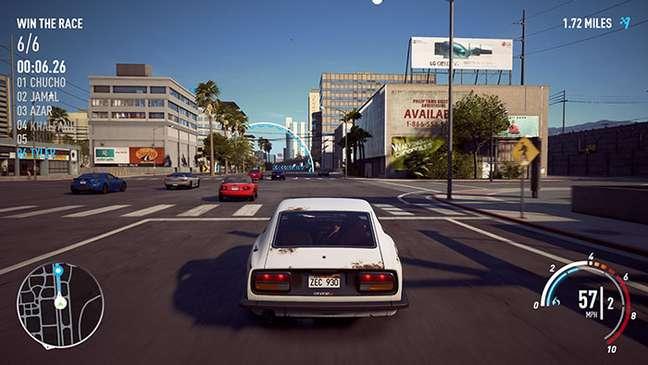 """'Need for Speed' deixou de ser """"prioriadde"""" para a empresa"""