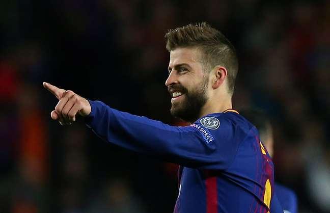 Piqué disse que a explicação para sua aposentadoria da Fúria Espanhola é de que ele pretende dar sua atenção total ao Barcelona