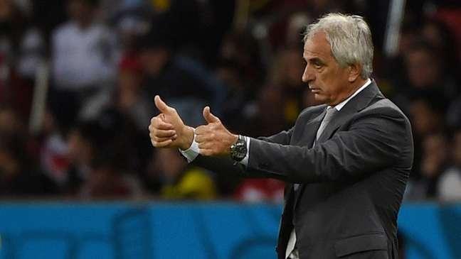 Vahid Halilhodzic não é mais técnico da Seleção Japonesa de futebol (Foto: AFP)