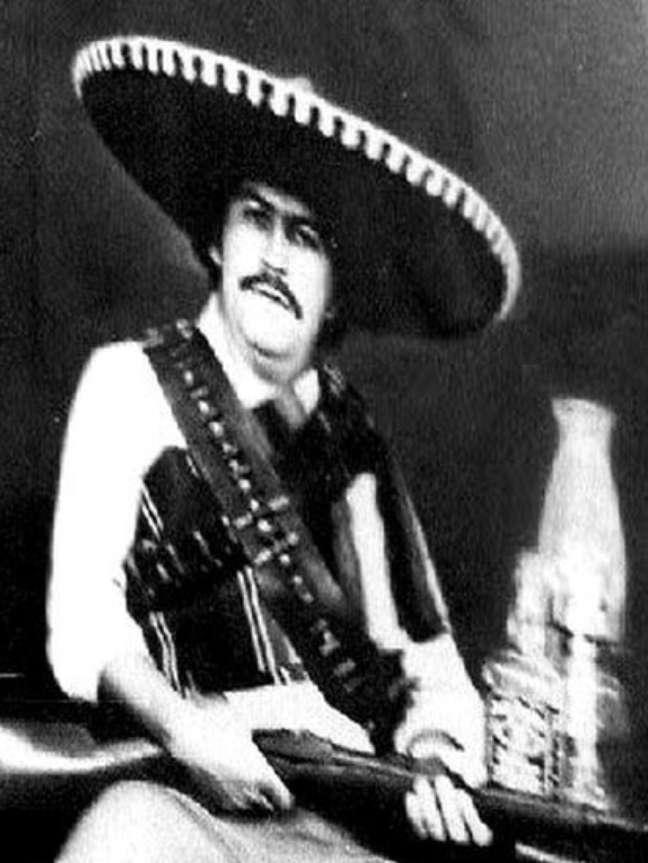 "Poucos encarnaram como Escobar o arquétipo do ""traqueto"" colombiano"