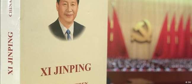 """""""A governança da China"""": versão em alemão do livro assinado pelo líder chines"""