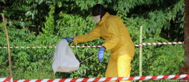 Primeiro caso ocorrido em zona urbana na RDC foi registrado na cidade de Mbadanka