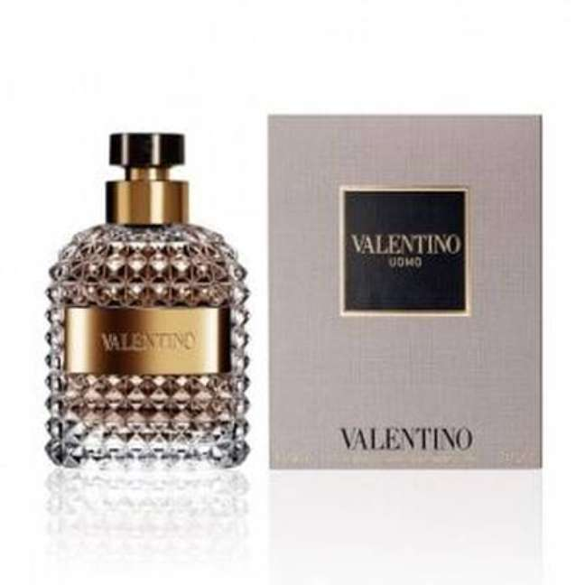 Valentino ingressa no mundo da beleza
