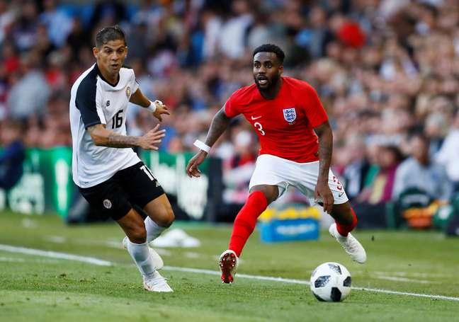 Inglês Danny Rose pediu que a família não vá à Copa para evitar ataques racistas
