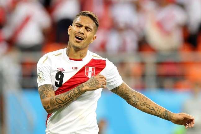 Peru x Dinamarca