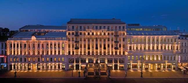 Casa da Seleção Brasileira em São Petersburgo tem nome curioso e quartos cinco estrelas (Foto: Divulgação)