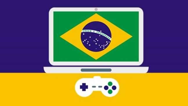 Mercado games Brasil