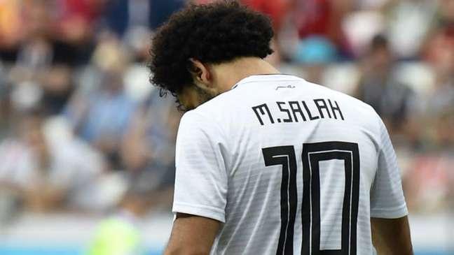 Federação egípcia será investiga por gastos excessivos na Copa (Foto: NICOLAS ASFOURI / AFP)