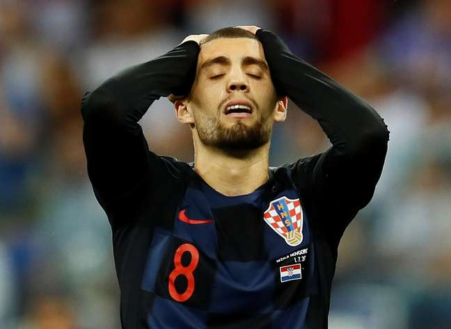 Kovacic lamenta chance perdida da Croácia