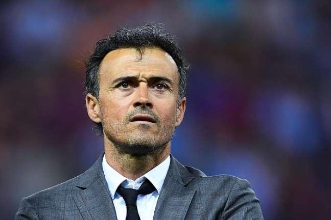 Luis Enrique, ex-Barcelona, é o novo técnico da Espanha
