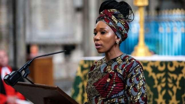 A neta de Mandela vivenciou o sofrimento gerado nas mulheres de sua família pelo apartheid