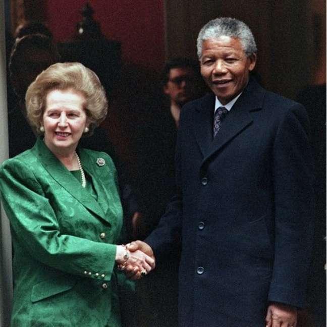 Mandela só se aposentou da vida pública em 2004