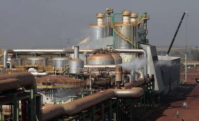 Vista da usina de cana-de-açúcar Da Mata, em Valparaiso, São Paulo, Brasil 18/09/2014 REUTERS/Paulo Whitaker