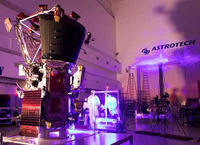 """A nave Parker Solar Probe tem como destino a chamada coroa solar, e poderá ficar a """"apenas"""" 6 milhões de quilômetros da estrela"""