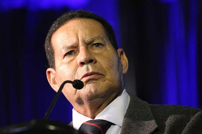 General Hamilton Mourão é o candidato a vice-presidente de Jair Bolsonaro