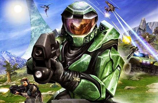 Halo original: um tremendo impulso ao  Xbox