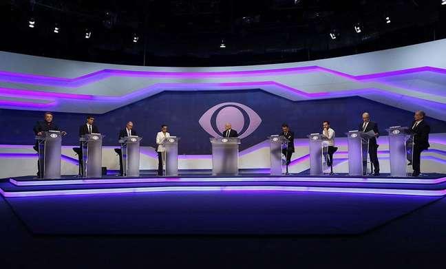 O debate rendeu à Band média de 6 pontos de audiência; cerca de 1,2 milhão de telespectadores somente na Grande São Paulo