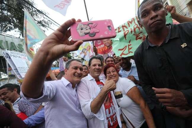 A Bahia foi o segundo Estado do Nordeste a ser visitado em uma semana por Haddad.
